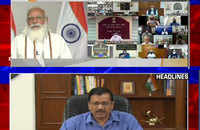 News headlines at 6pm: Delhi's covid surge, PM's meeting with specialists and much more
