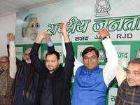 Bihar: Congress-RJD alliance seat sharing pact announced for 2019 Lok Sabha polls
