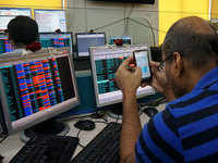 Sensex rises 23 pts,Nifty barely holds 11,500; SpiceJet rallies 17%