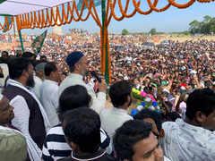 Owaisi's AIMIM is making presence felt in Bihar's Kishanganj district