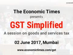 GST Simplified - Full Mumbai Session - 2 June'17 | #ETGST