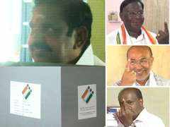 Lok Sabha Election Phase 2: Chief Ministers across India cast their votes