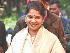 AIADMK has given up totally before BJP after Jayalalithaa's death, says Kanimozhi