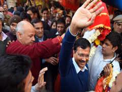 Victory gives Kejriwal's idea of 'alternative politics' a big boost
