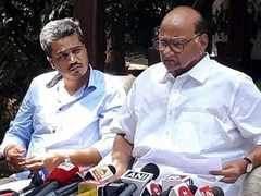 Karjat Jamkhed sees a pitched battle between BJP's Shinde & NCP's Rohit Pawar