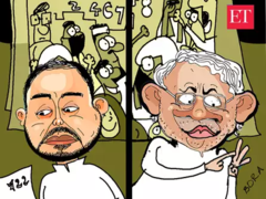 Bihar poll results : Around 45% votes counted till 4 PM