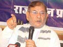 Opposition parties will form alliance, beat BJP in 2019 Lok Sabha polls: Sharad Yadav