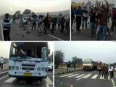 Sachin Pilot's supporters create ruckus near Jaipur-Agra highway demanding he be made CM