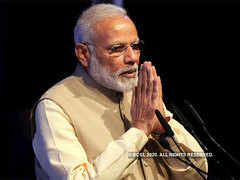 PM Modi hails NDA win, says people have voted for development