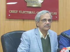 Voter turnout in Delhi assembly polls was 62.59%, Says EC