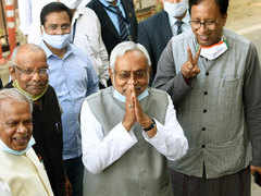 Nitish Kumar to take oath as Bihar Chief Minister for 4th consecutive term