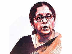 Budget 2019: FRBM is a law, I will obey it, The glide path is sacred & I will maintain it, says N Sitharaman