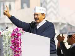 Kejriwal to take oath on Feb 16