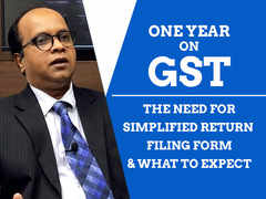 One year of GST: The need for simplified return filing form & what to expect