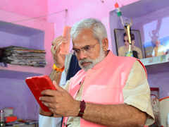 'I am the original': PM Modi lookalike hits campaign trail