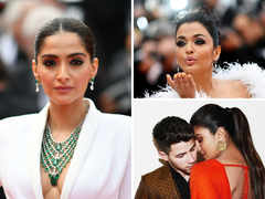 Cannes: Hina Khan Parties With Mr & Mrs Jonas