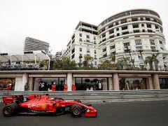 What Formula 1 Looks Like In Posh Monaco