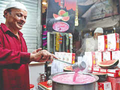 Indians take a chill pill with lassi, cold coffee
