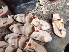 Kolhapuris: The famous leather chappal get Geographical Indication tag