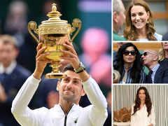 Kate Middleton, Deepika Cheer Wimbledon Winner