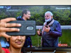 Twitterati goes gaga over PM Narendra Modi in 'Man vs Wild' special episode
