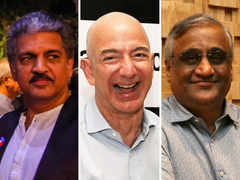 Bosses Who Have Mahindra, Bezos, Biyani On Speed Dial