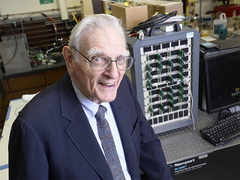 Lithium-ion battery pioneers win Nobel for Chemistry