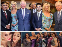 Katy Perry Poses With Ambani, Parties With Alia