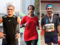 How India Inc Bosses Get Marathon-Ready