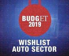 Budget 2019: Auto sector wishlist for FM Jaitley
