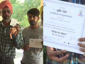 Re-polling underway at Amritsar's booth no 123, voters get 'certificate of appreciation' by EC