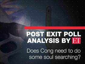 ET post-Exit Polls analysis: Does Cong need to do some soul searching?