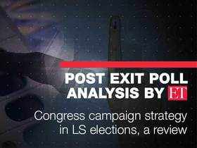 ET post-Exit Polls analysis: Congress campaign strategy in LS elections, a review