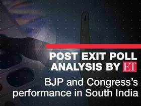 ET Post Exit Polls analysis: BJP and Congress's performance in South India
