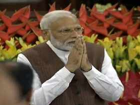 NDA parties formally elect Narendra Modi as its leader