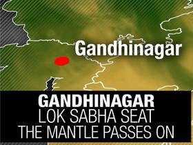 Watch: Shah unseats Advani in BJP's battle for Gandhinagar