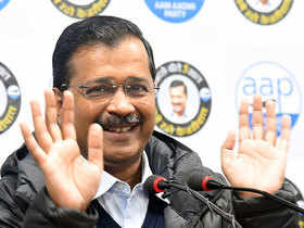 Delhi election results 2020: AAP surges ahead in early trends