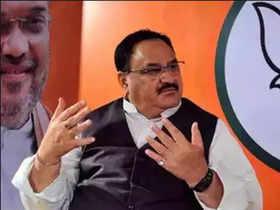 JP Nadda meets Amit Shah as Haryana gets hung assembly