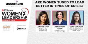 #ETPWLA2020 Exclusive Webinar   'Are Women Tuned to Lead Better in Times of Crisis?'