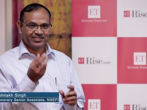 ET Rise | What The Solar Industry Thinks| Abhilakh Singh, Honorary Senior Associate, NSEFI