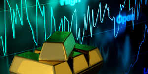 Gold Rate Today: Gold, silver down in morning trade
