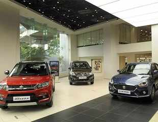 Domestic PV sales likely to outperform in October, Maruti leads the pack