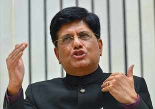 If voters go by NDA report card, we'll win more seats than in 2014: Piyush Goyal