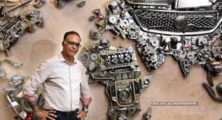भारत के इलेक्ट्रिक व्हीकल बिजनेस में बॉस बनना चाहती है MG मोटर