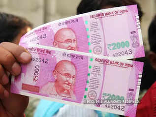 No proposal under consideration to discontinue Rs 2,000 note: Government