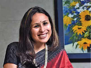 Side-pocketing in MFs to save retail investors from adverse effects: Radhika Gupta, Edelweiss AMC