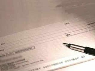 Is government planning to ban the cheque book?