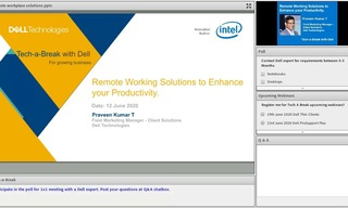 Remote working solutions to enhance productivity