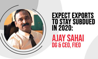 Indian exports should cash in on anti-China sentiments across the world: Ajay Sahai, FIEO