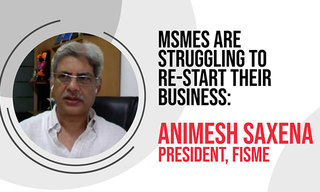 Not many takers for Govt's collateral free loan: FISME's Animesh Saxena